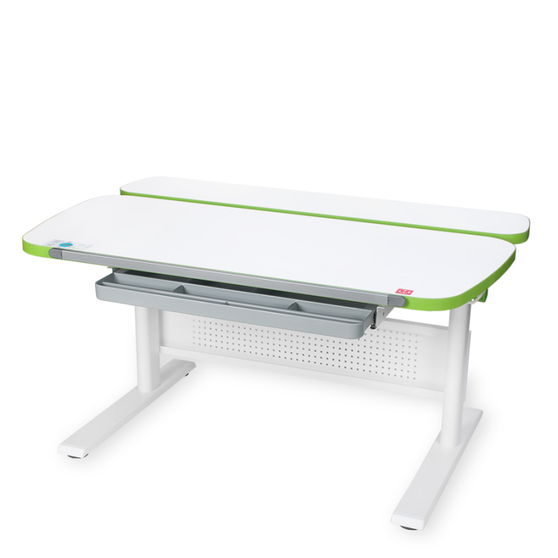 Растущая парта KidsMaster K5-Unique Desk с ящиком . Фото N2